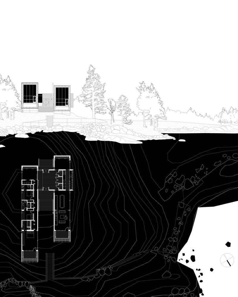 Gallery of The Best Architectural Drawings of 2018  - 55