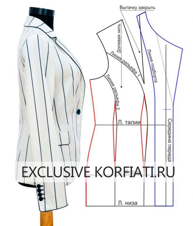 korfiati.ru | chaquetas | Pinterest | Costura, Ropa y Vestidos
