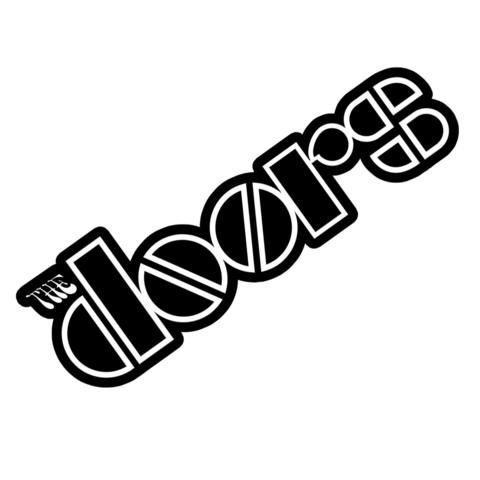 The Doors Logo Patch  sc 1 st  Pinterest & The Doors Logo Patch | Lotsa Things | Pinterest