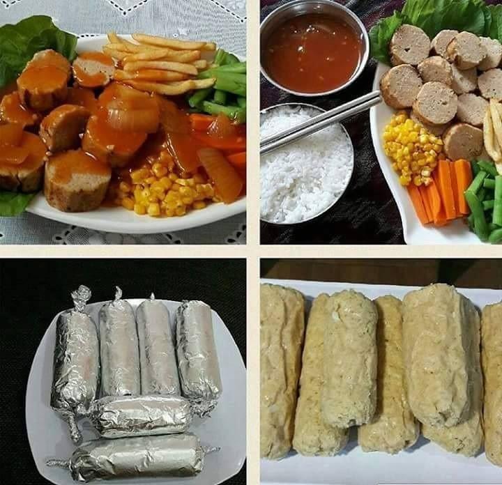 Resep Galantin Ayam Makan Malam Resep Ayam Resep Masakan