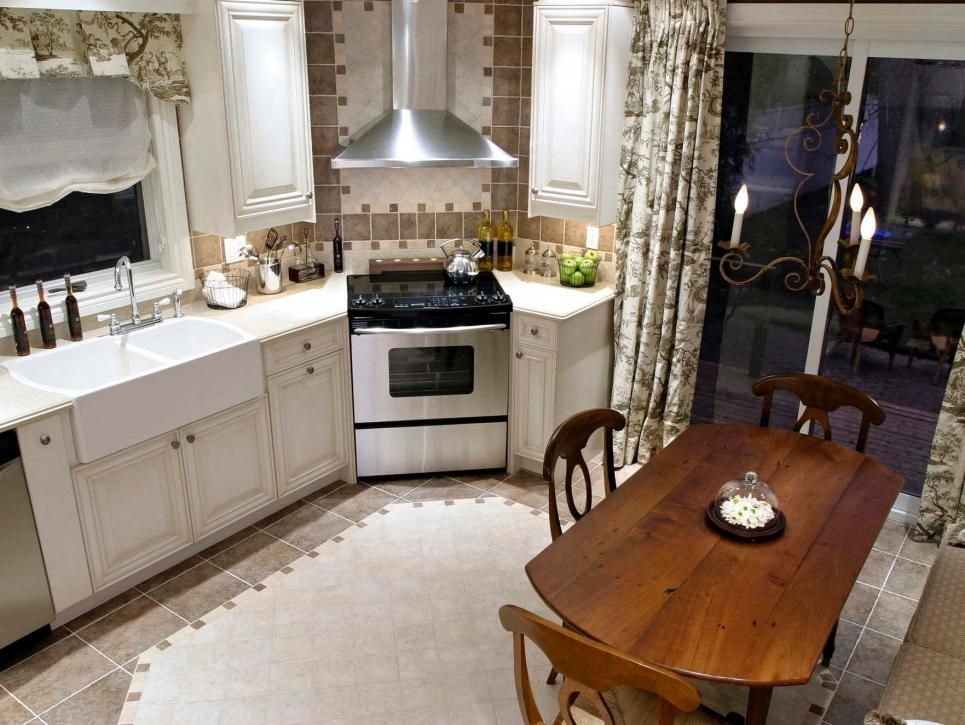 Small One Wall Kitchen Remodel one-wall kitchens | kitchens, room and hgtv