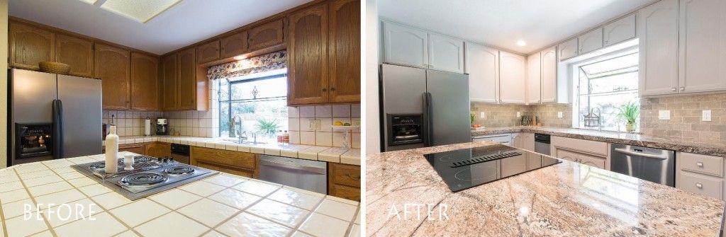 Kitchen Remodel Modesto Complete Kitchencrate Walnut Woods