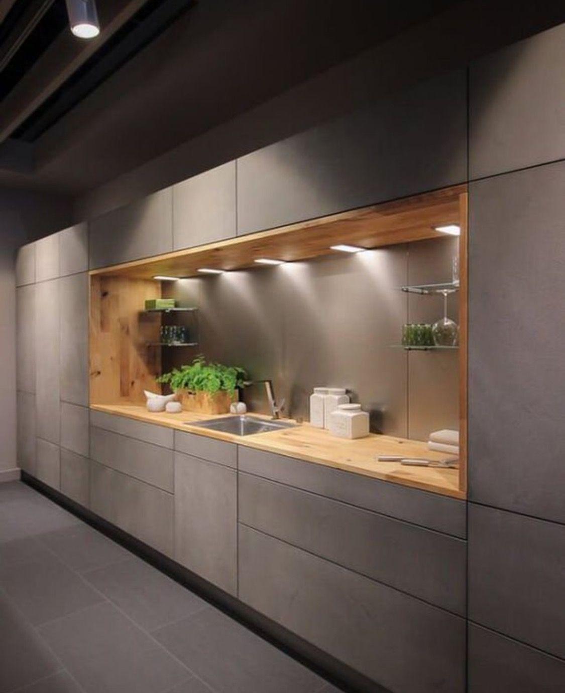 10 Unique Small Kitchen Design Ideas: 10+ Attractive Kitchen Cabinet Design Ideas You Must See
