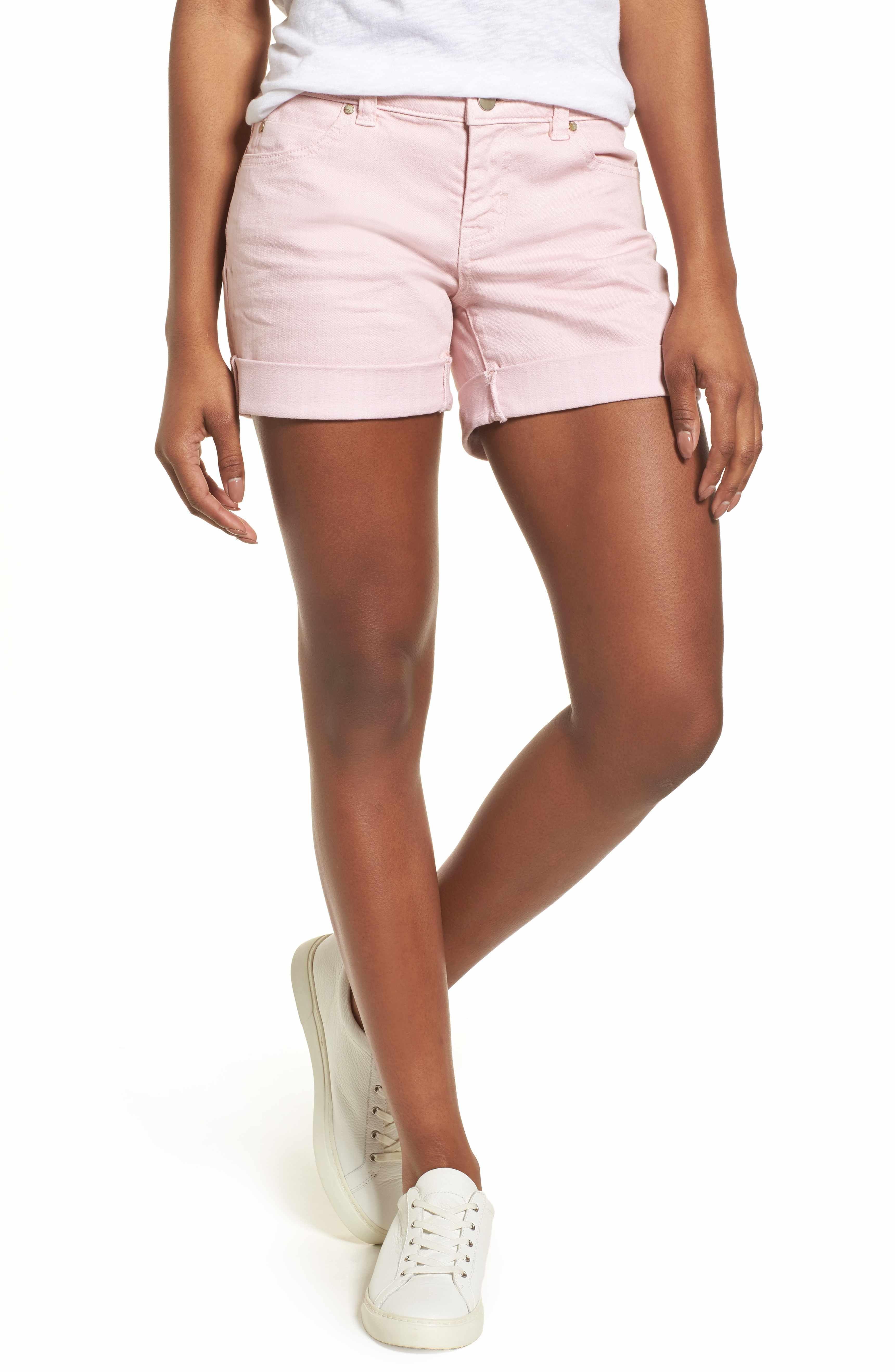 dd4574816 Main Image - Caslon® Boyfriend Shorts (Regular & Petite) | Fashion ...