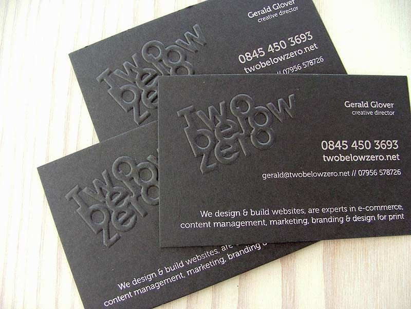 Tbz embossed business cards business card mockup psd pinterest tbz embossed business cards colourmoves