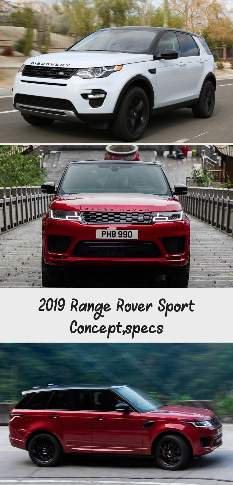 2019 Range Rover Sport Concept,specs Cars in 2020