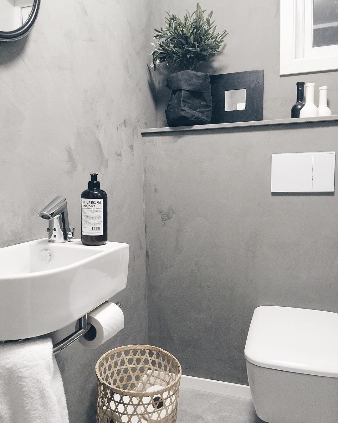 wenig platz g ste wc kleinesbad badezimmer g stebad. Black Bedroom Furniture Sets. Home Design Ideas
