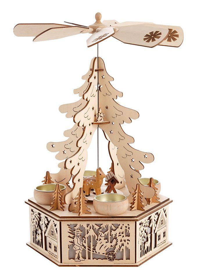 Otto Weihnachtsdeko.Weihnachtspyramide Christmas Weihnachtspyramiden