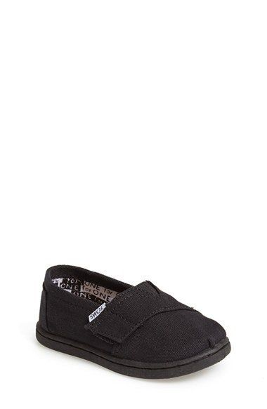 TOMS 'Classic - Tiny' Slip-On (Baby, Walker & Toddler) | Nordstrom