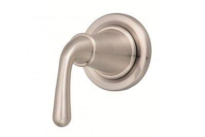 Danze D560856bn Single Handle 4 Port Shower Diverter With Trim In