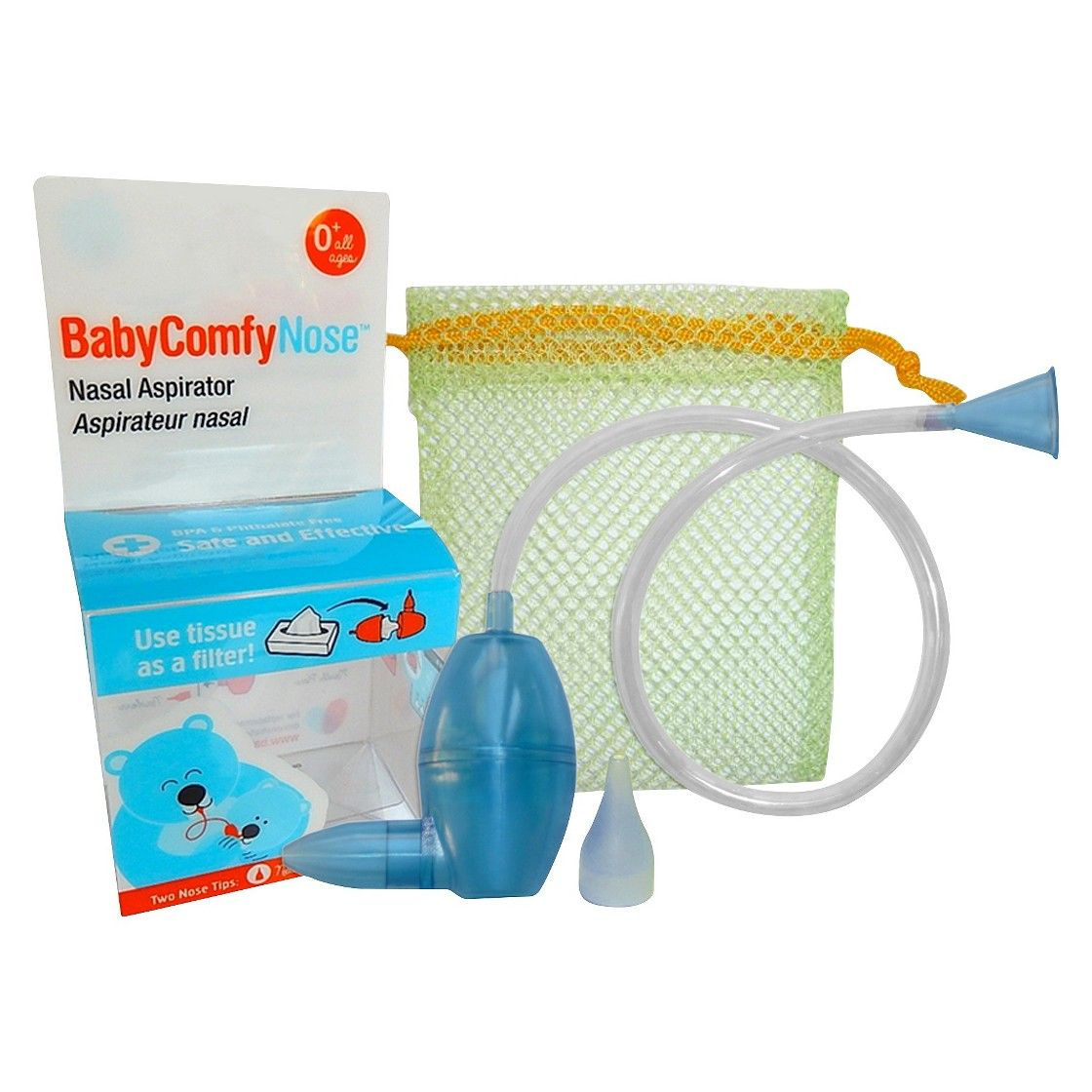 Baby comfy nose nasal aspirator nasal aspirator nose