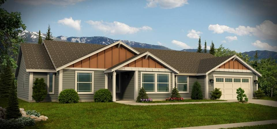 Adair homes plan 1952 1 story 3 bedroom 2 bathroom for How to find the perfect house plan