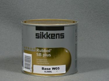 SIKKENS RUBBOL SB (0,5) liter | paint | Painting, Candle jars, Packaging