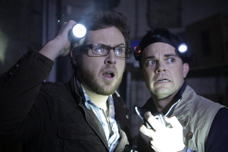 Supernatural | 3.13 - Ghostfacers