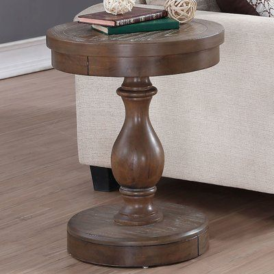 Laurel Foundry Modern Farmhouse Fortunat End Table Finish: