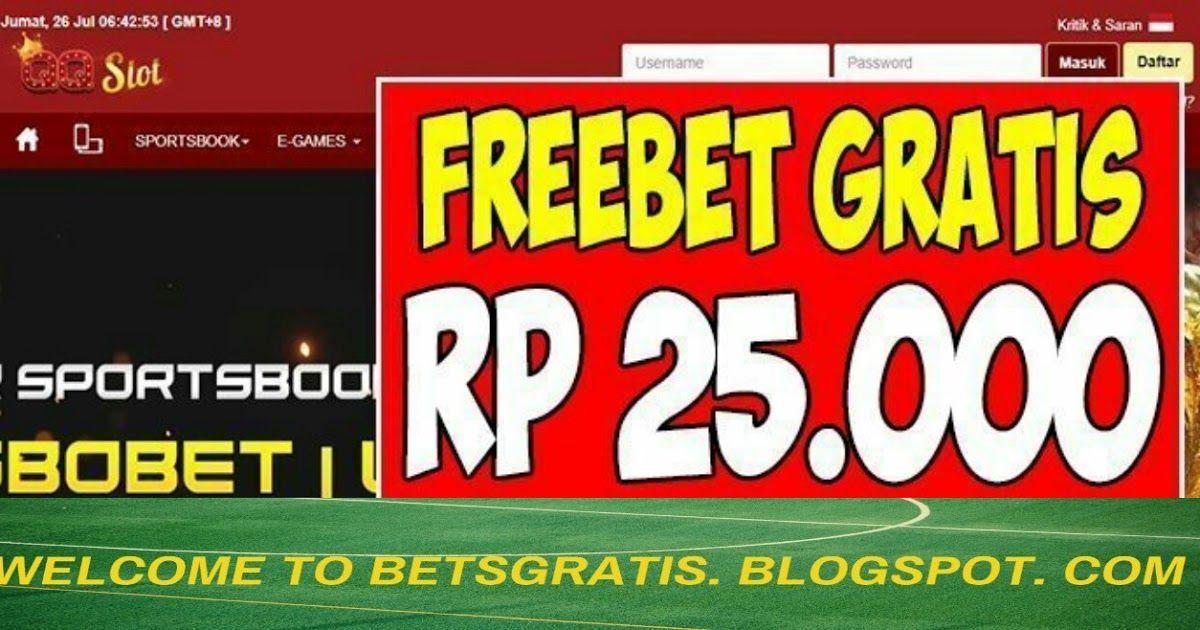 Freebet Slot Terbaru 2021 Tanpa Syarat