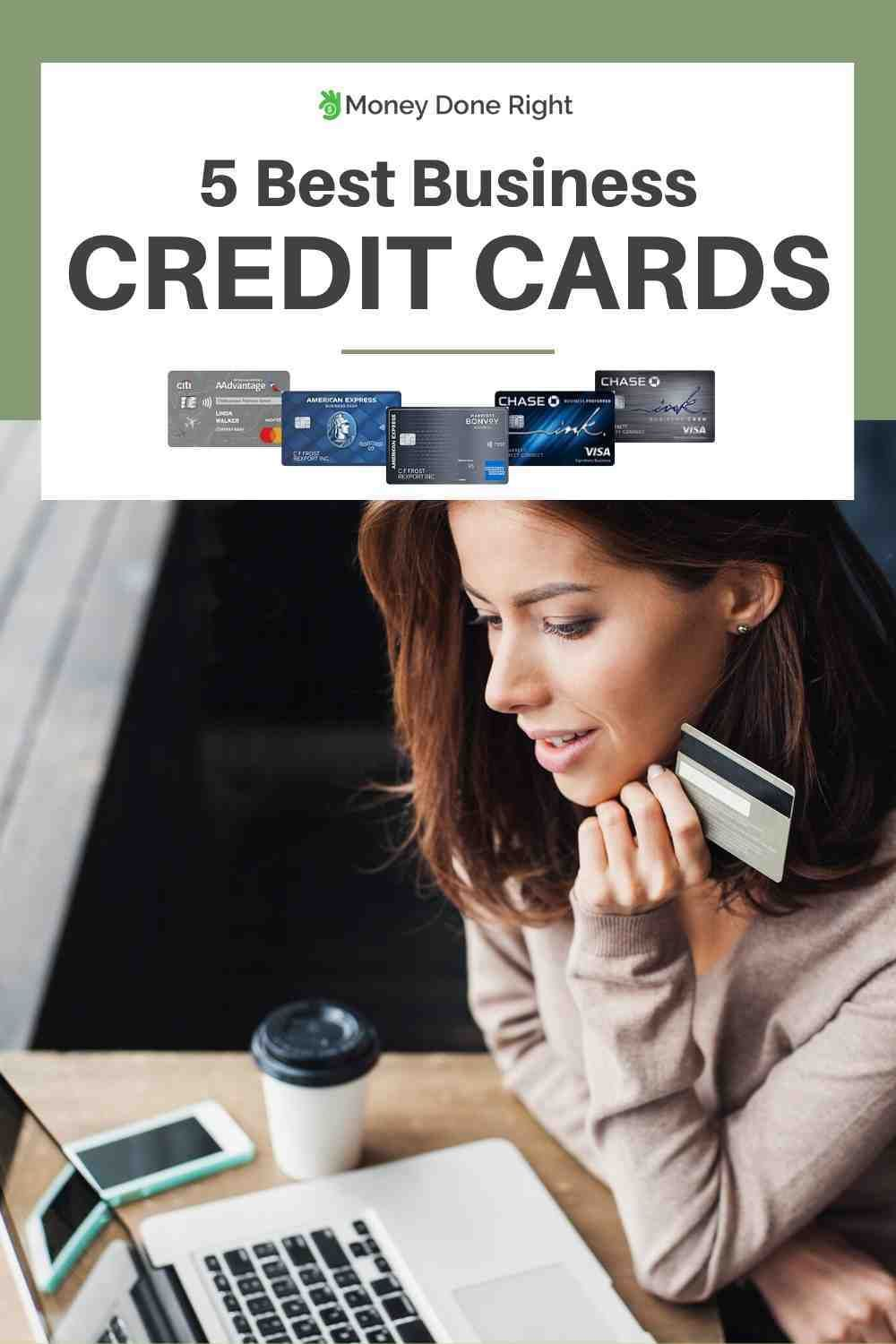 5 Best Business Credit Cards March 2021 Business Credit Cards Consolidate Credit Card Debt Credit Card