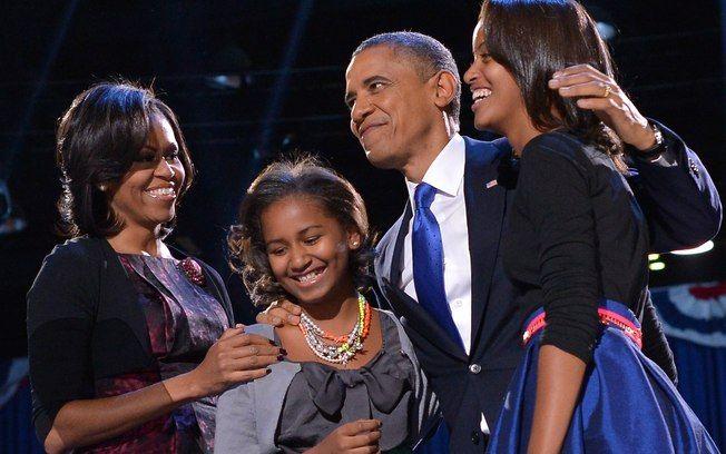 Reeleito presidente dos EUA, Obama diz que 'o melhor está por vir'.