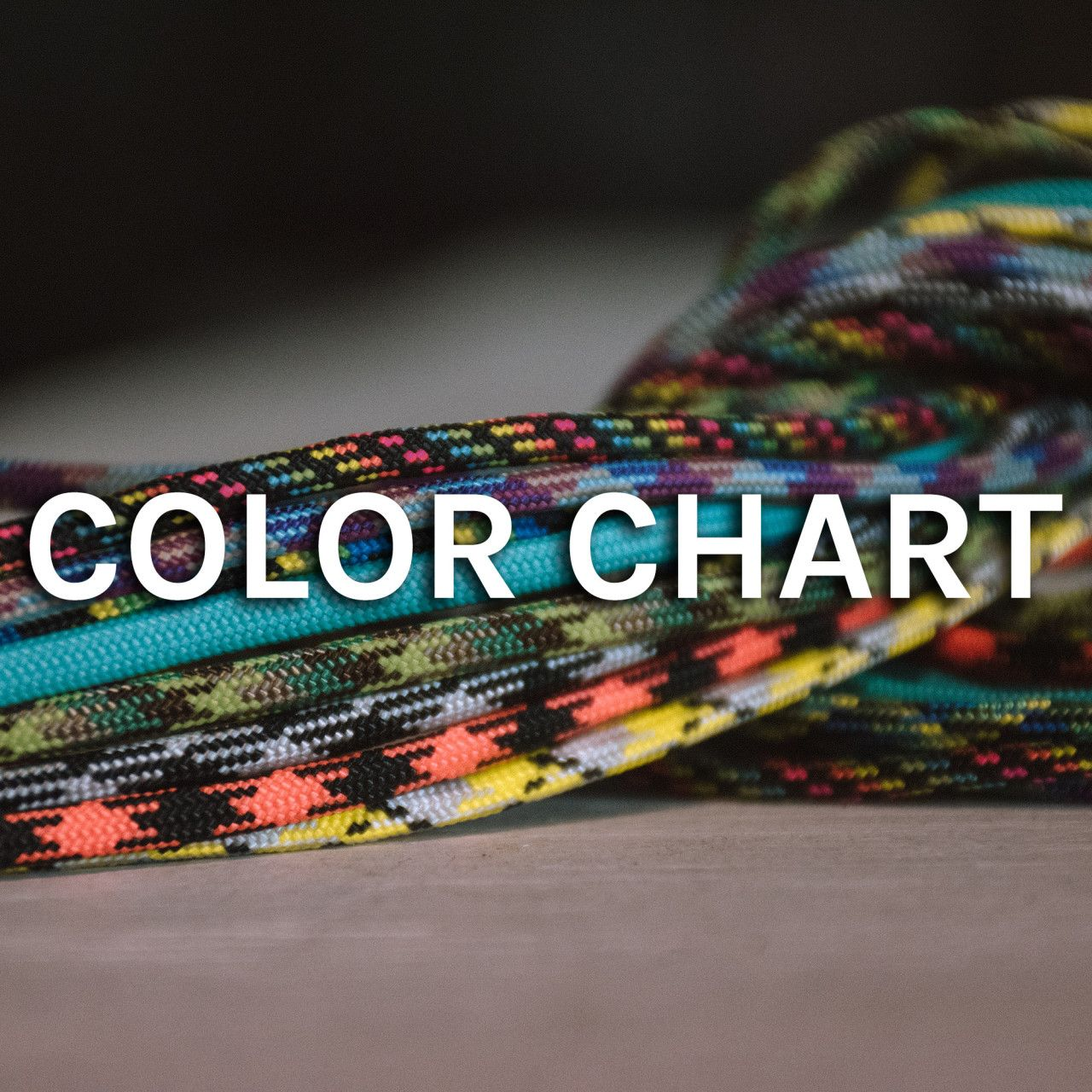 Paracord Planet S Color Chart Shows All Of Our Patterns And Color Variations Paracord Planet Paracord Knots Paracord