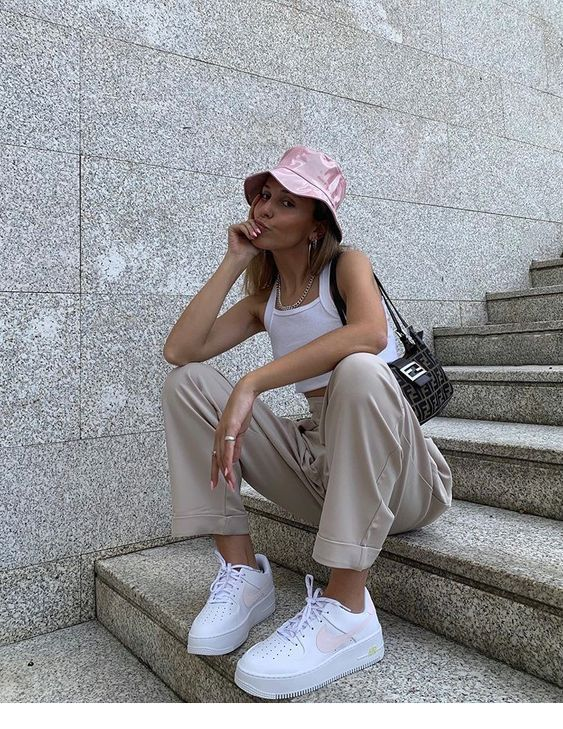Cute Pink Hat Fashion Inspo Outfits Outfits With Hats Trendy Outfits