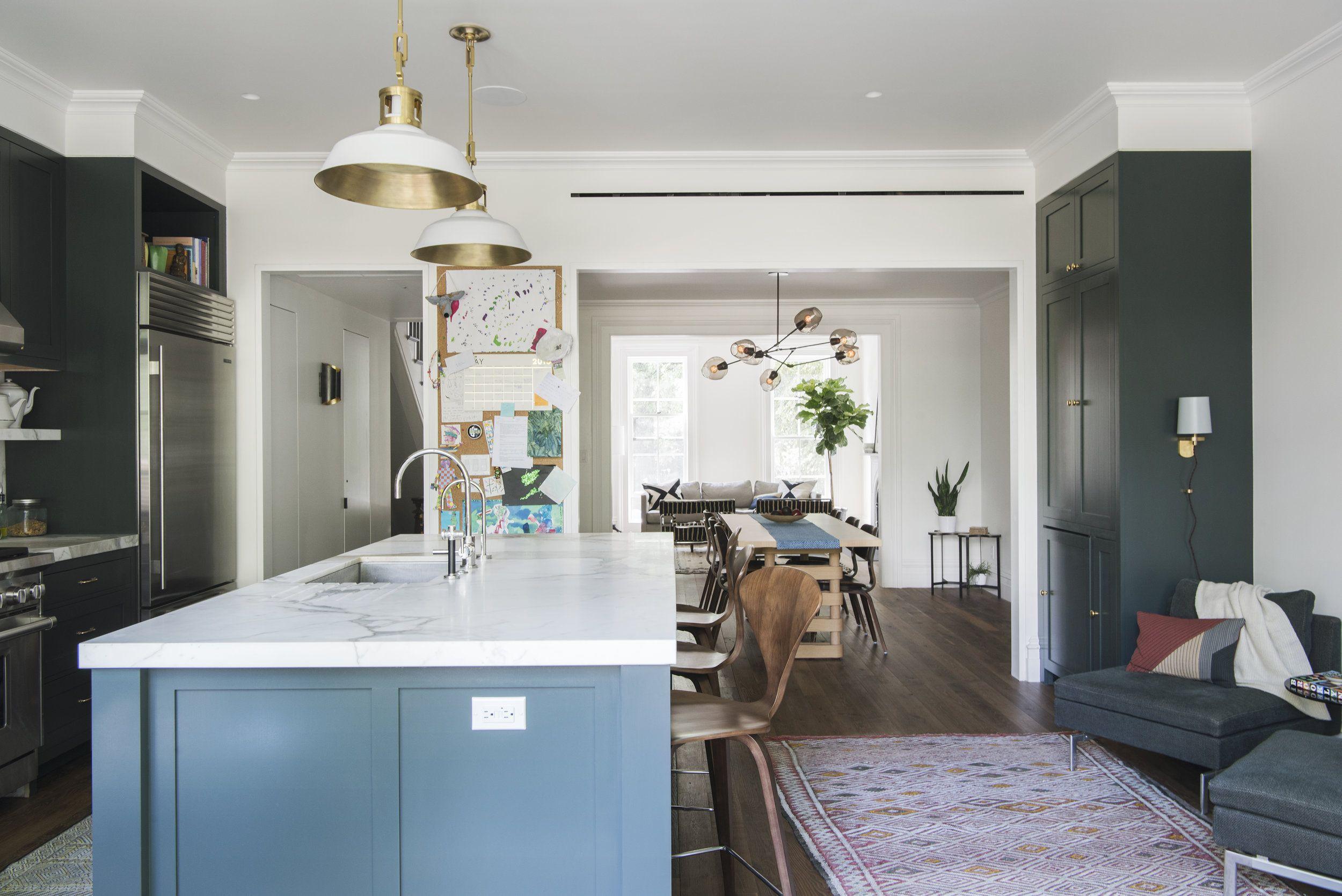 Prospectlefferts townhouse u ben herzog architect pc kitchen