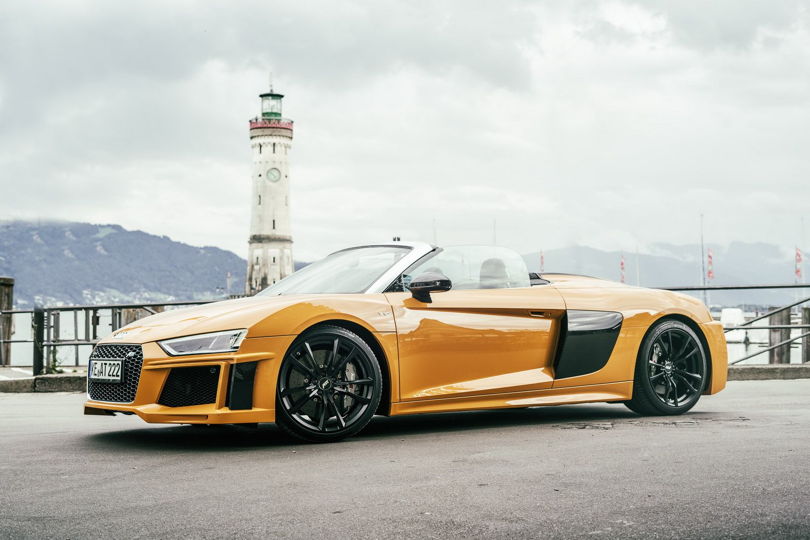 Abt S Audi R8 Matches The V10 Plus Output For 7 400 Audi R8