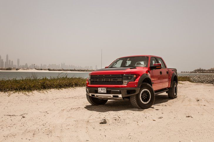 Ford F 150 Svt Raptor In Dubai Uae