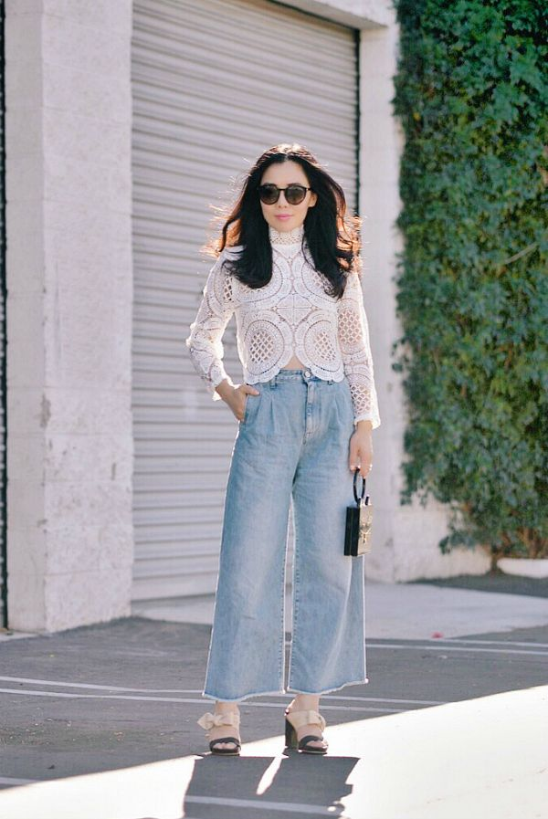 1089e16a4109 How to Wear Wide Leg Pants  This is How It s Done