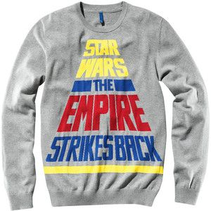 i'm not even a star wars fan but this sweatshirt is friggin' cool ....