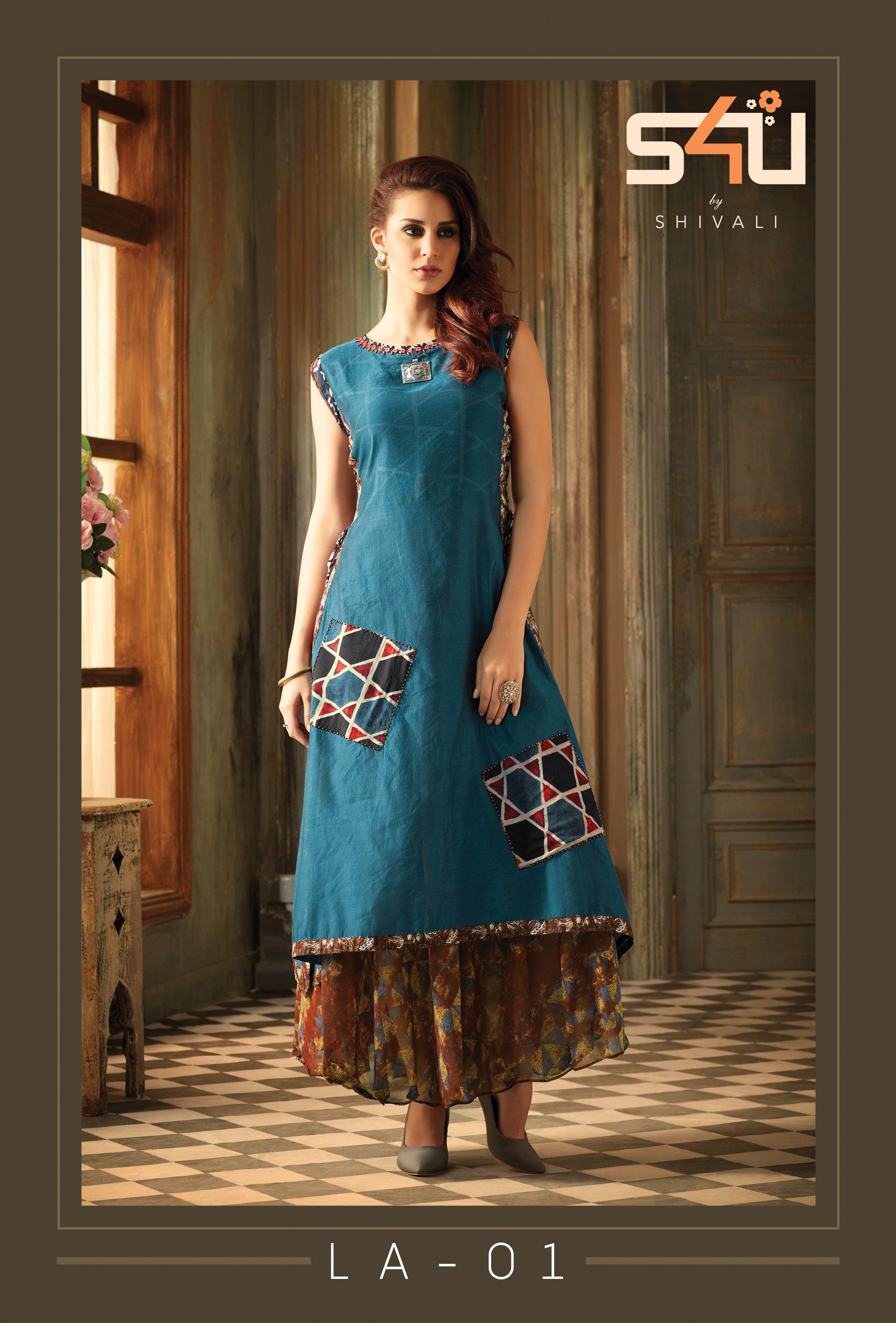 a09defec6b Frock Style Kurti, Shirt Style Kurti, Kaftan Style, Anarkali Kurti, Salwar  Kameez