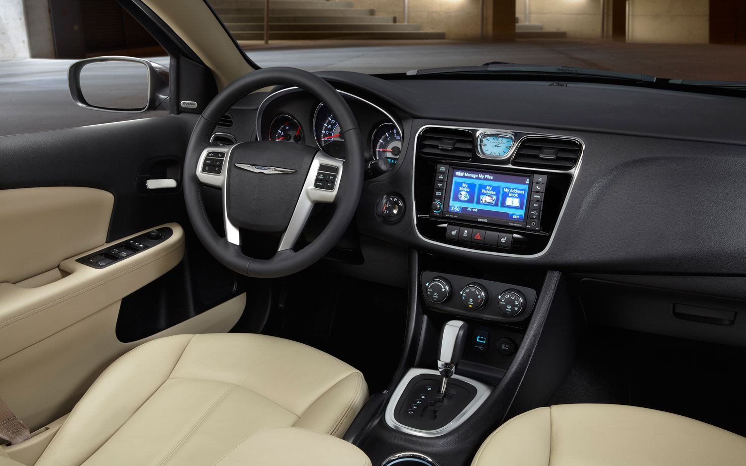 2014 Chrysler 200 2014 Chrysler 200 Interior Topismagazine With