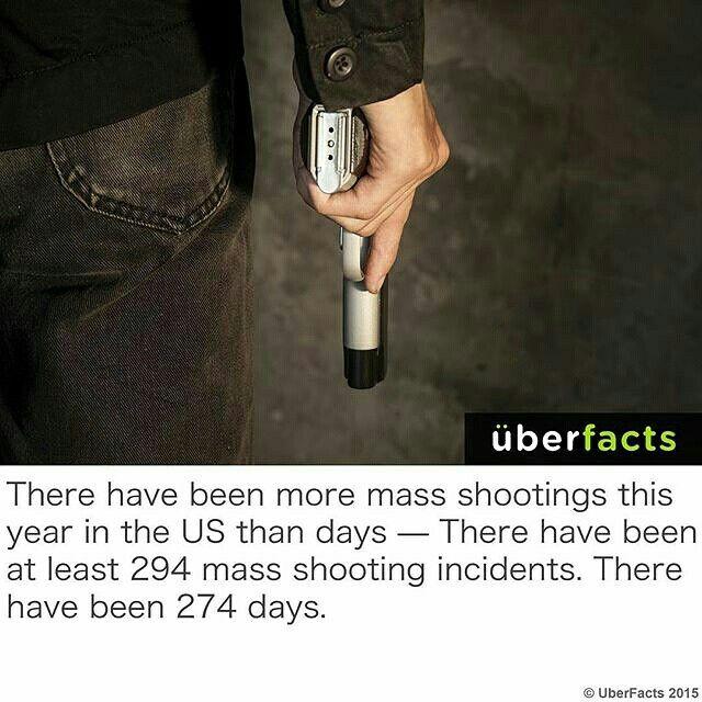 Uberfacts Shootings