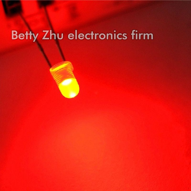 1000PCS/LOT LED light-emitting diode 3MM round mist hair red light    Buy Now     Discount: 12.04% Price: 10.8 USD 9.5 USD     1000PCS/LOT LED light-emitting diode 3MM round mist hair red light #lightemittingdiode