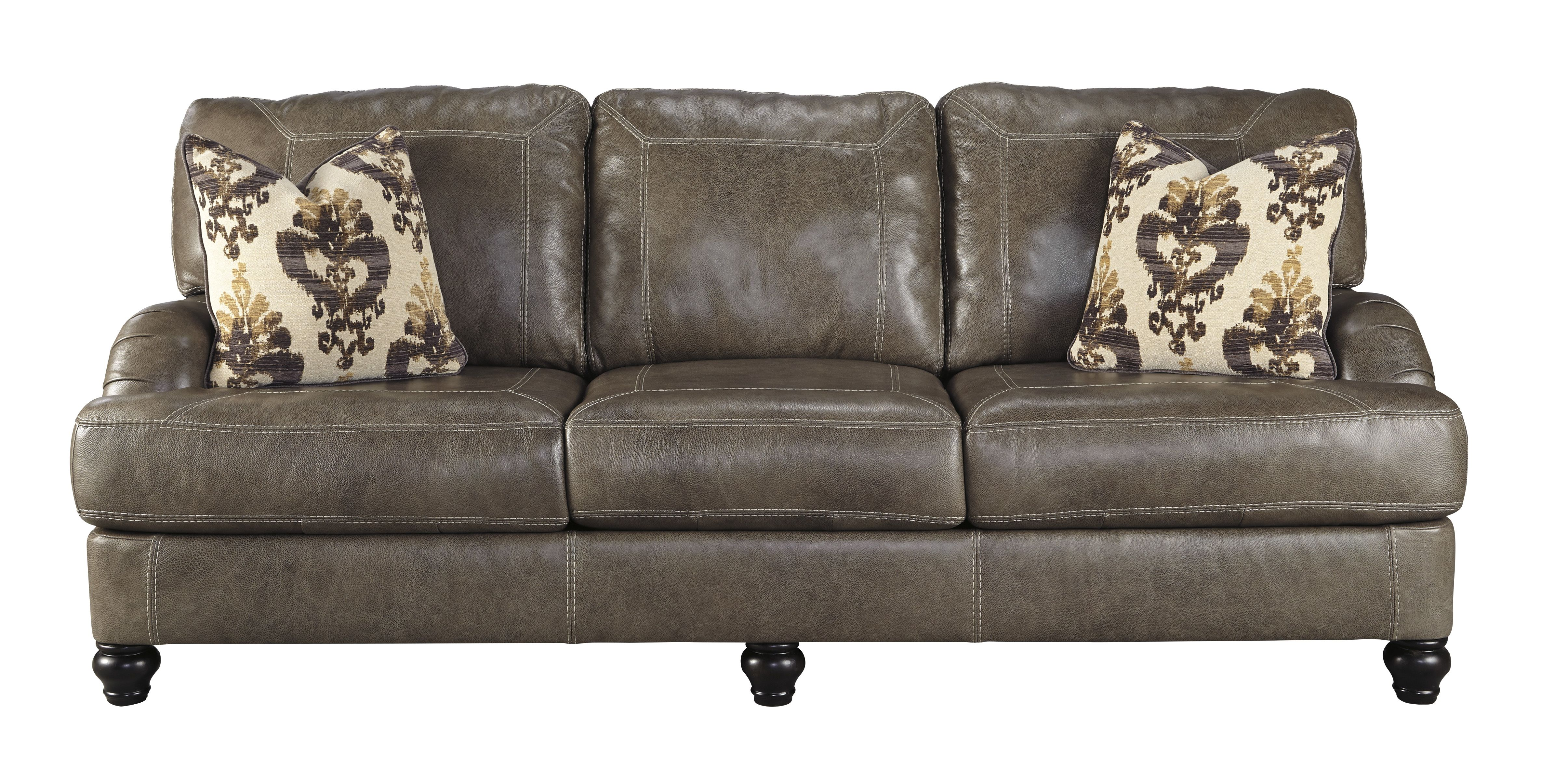 Lowest Price On Signature Design By Ashley Kannerdy Quarry Sofa 8040238.  Shop Today!