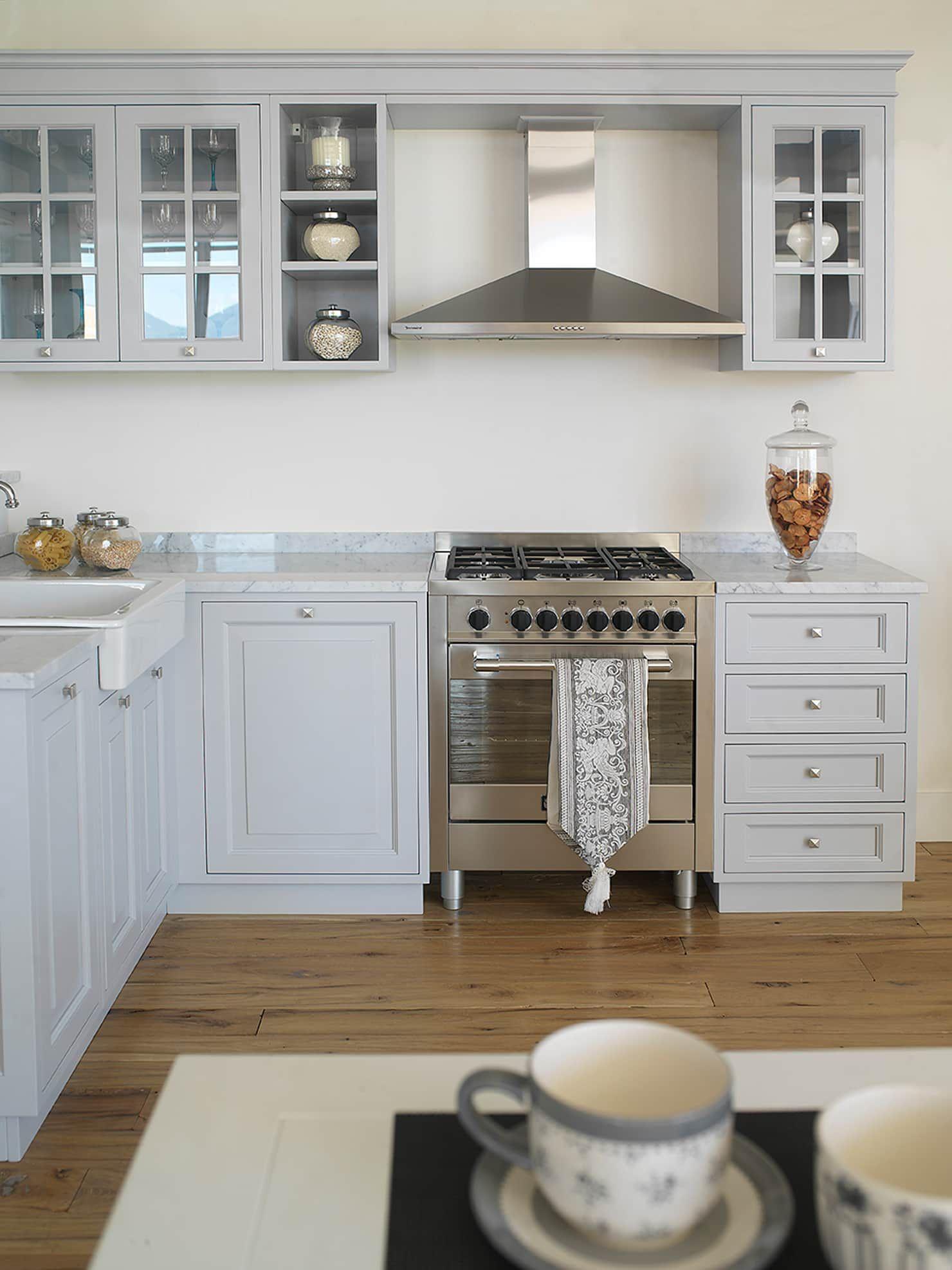 Angolo cottura la bottega del falegname cucina in stile ...