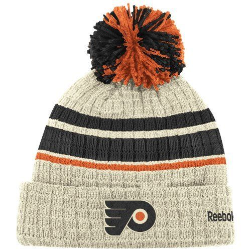 b2fbde3325b NHL Philadelphia Flyers Winter Classic Cuffed Knit Hat