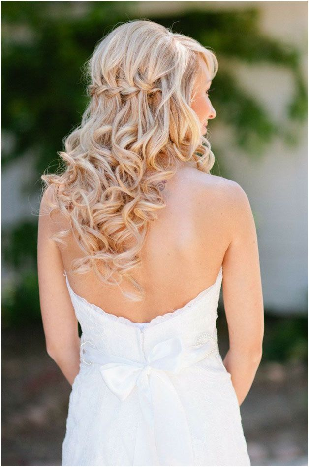 Astounding 1000 Images About Semi Formal Dance On Pinterest Half Up Half Short Hairstyles Gunalazisus