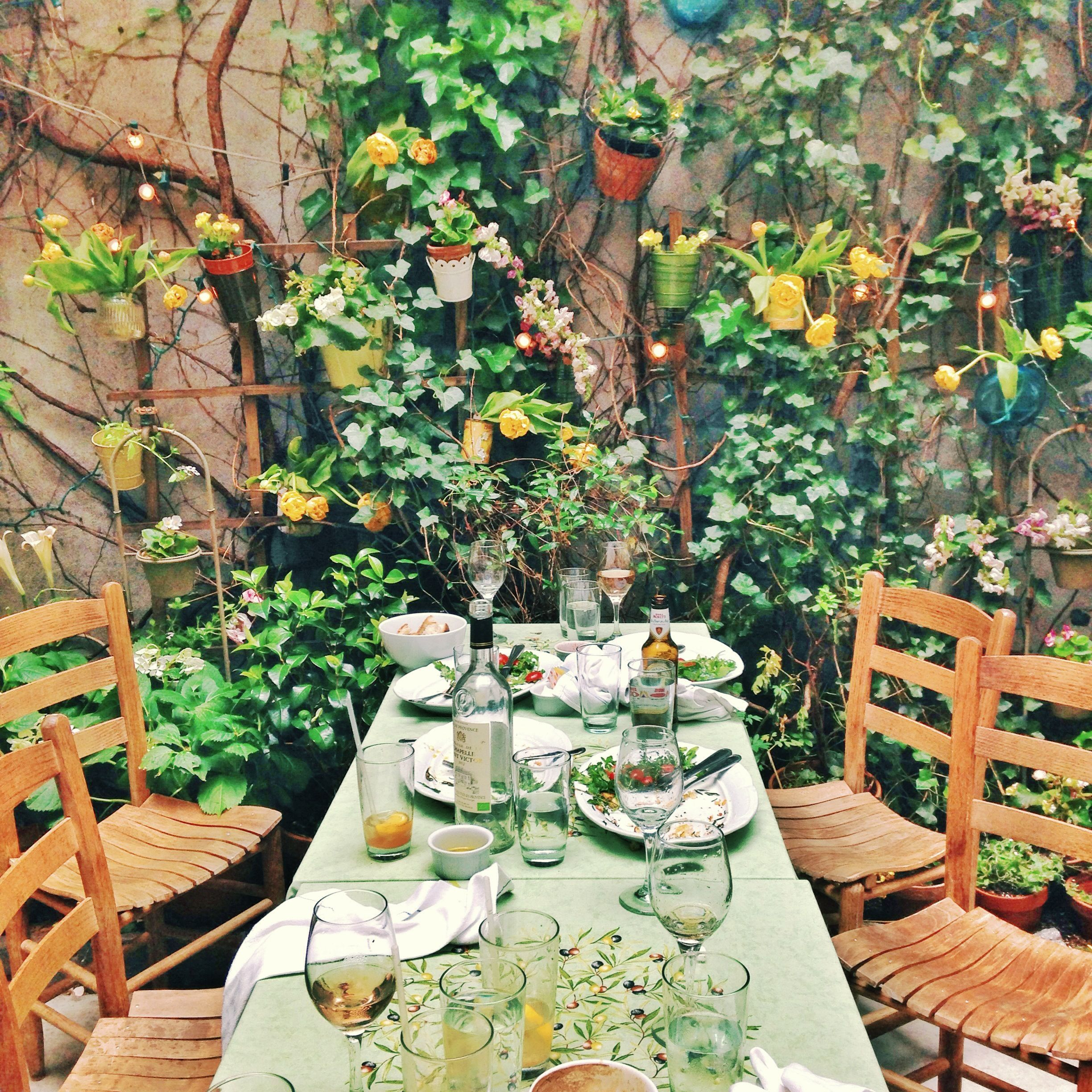 Image result for restaurant decoration flowers Nyc