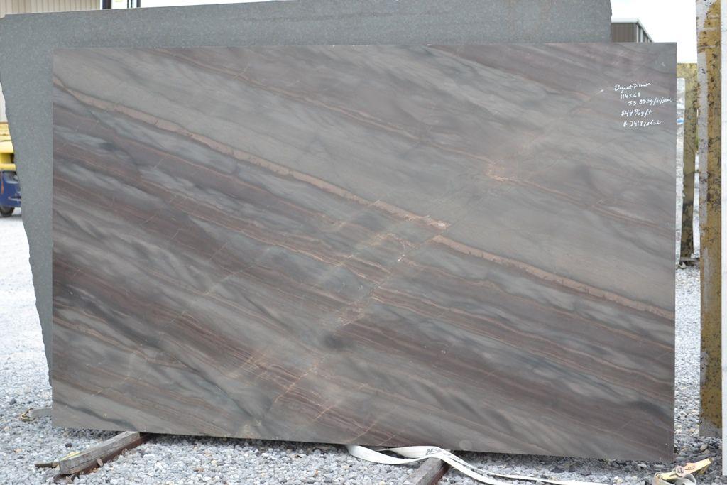 Elegant Brown Quartzite Slab
