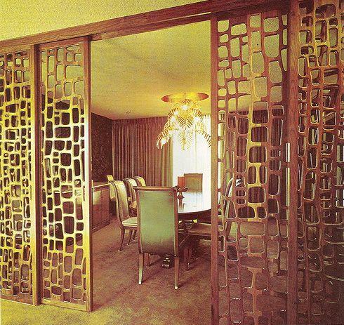 mid century screen door | ... , NC Homes For Sale | Mid ...