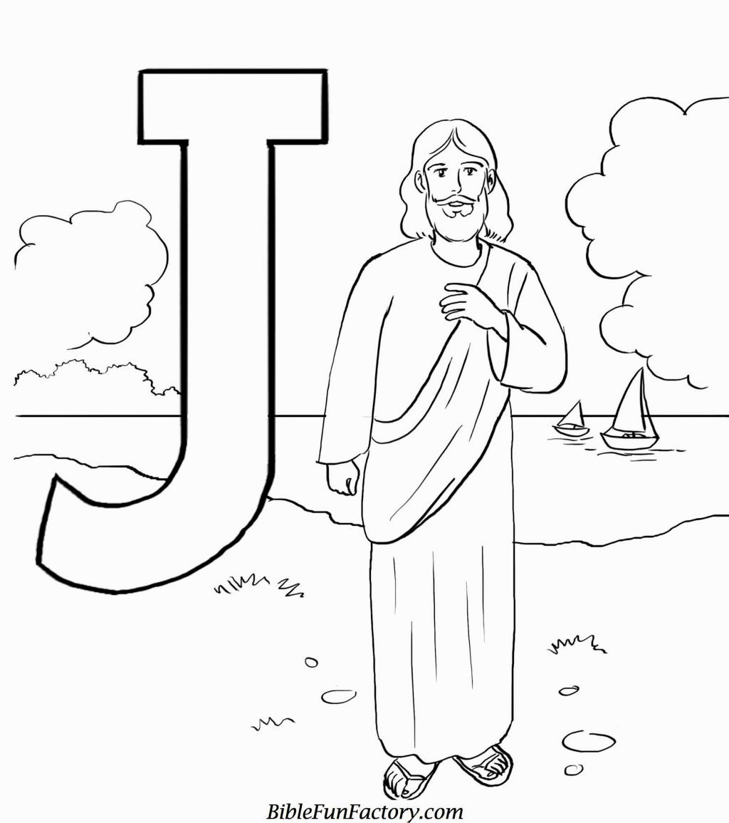 Coloring Pages Jesus | Coloring Pages | Pinterest