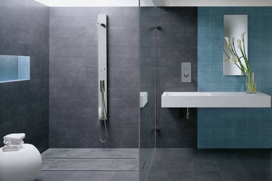 Bagno Ardesia ~ Tomasi ceramiche propone view per i rivestimenti del tuo bagno