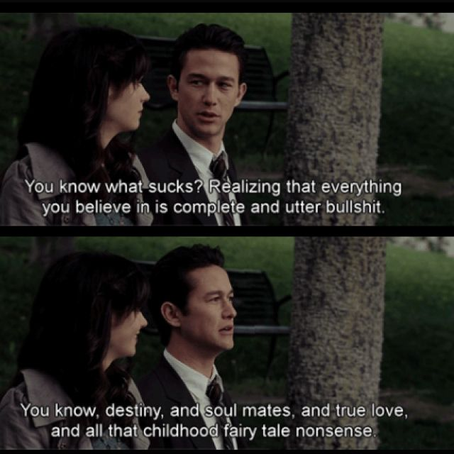 500 Days Of Summer Good Job Tom With Images 500 Days Of Summer