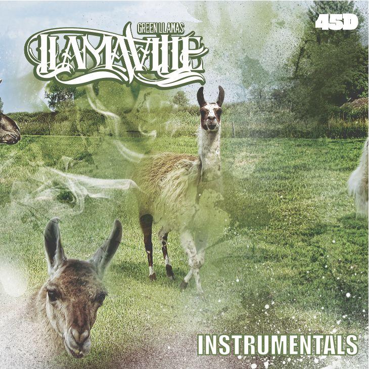 Dibia$e – Llamaville (Instrumentals)