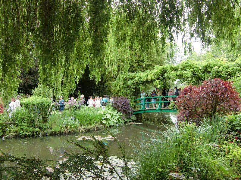 Jardim de Monet - Giverny - França