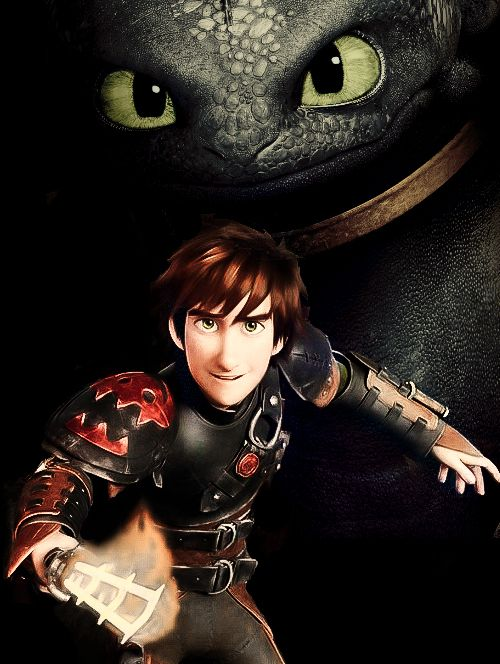 How To Train Your Dragon 2 Poster Toothless