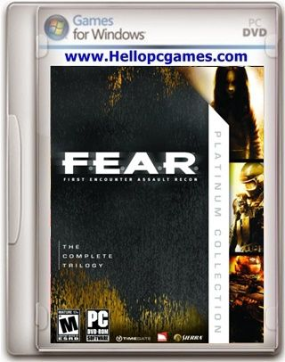 Fear Platinum Pc Game File Size 7 58 Gb System Requirements Os