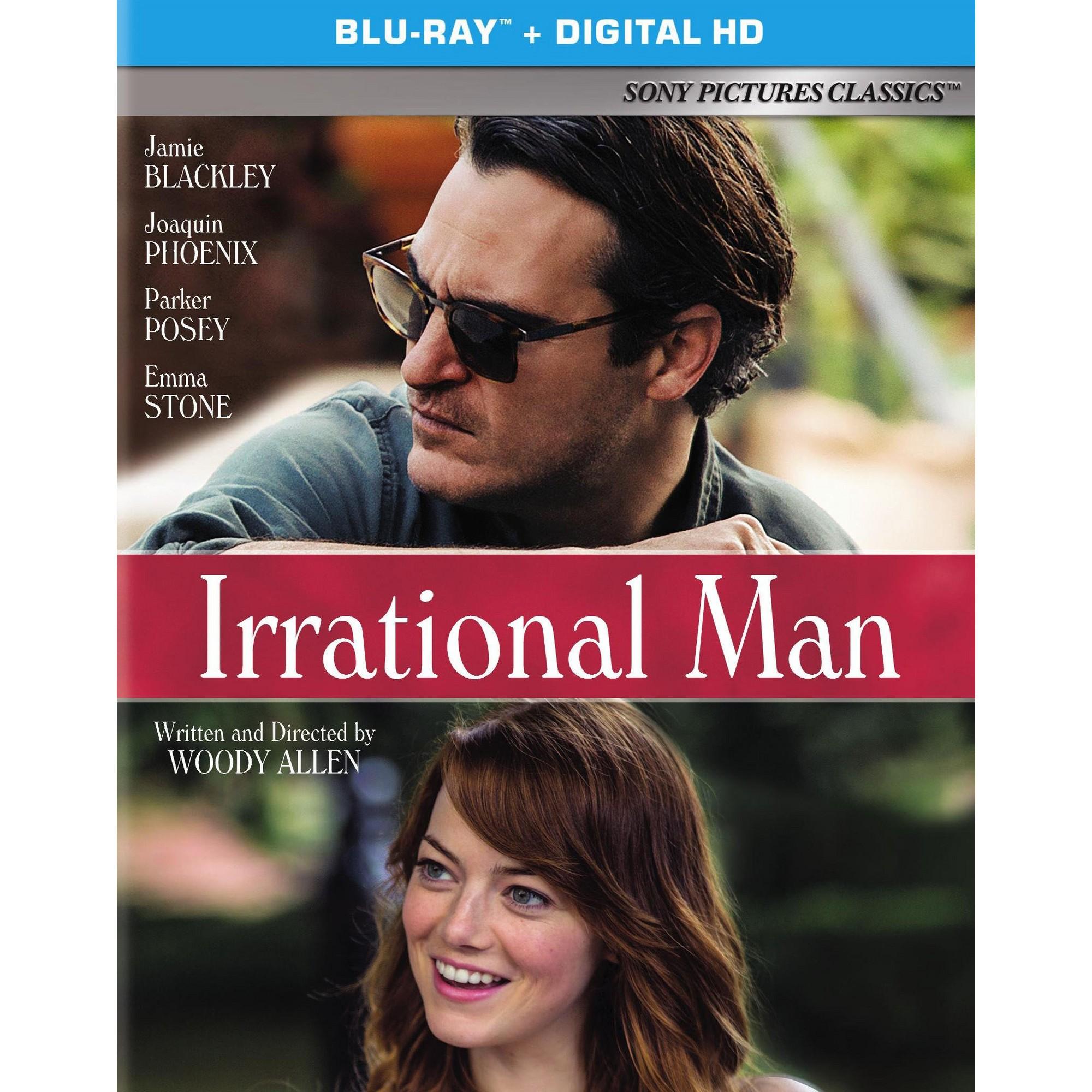 Irrational man (Bluray), Movies Film, Insan, Sinema