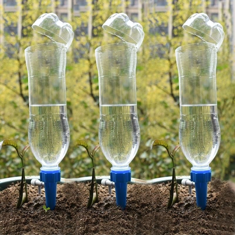 Diy Automatic Watering Spikes Device Drip Irrigation Kit 400 x 300