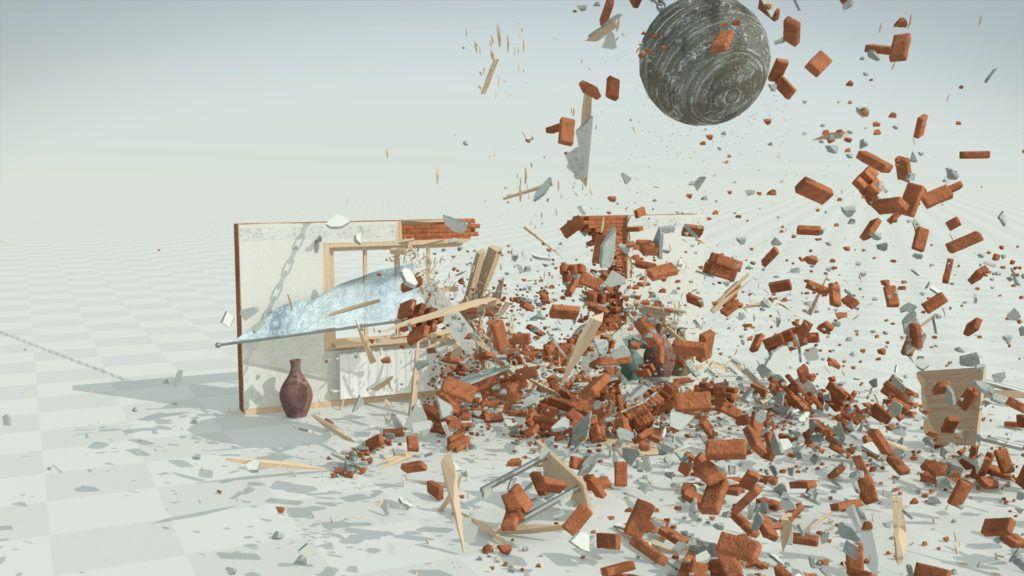 Destruction Simulation Tips and Tricks